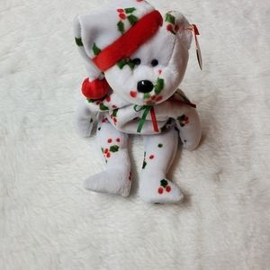 Ty Beanie baby holiday teddy